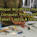 repair-wordpress-theme