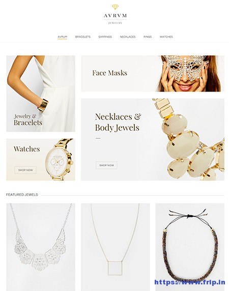Aurum-Minimalist-Shopping-Theme