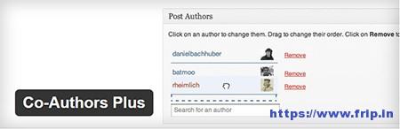 Co-Author-Plus-WordPress-Plugin