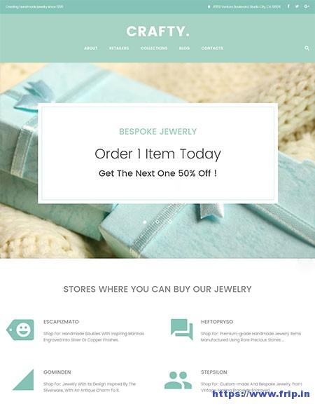 Crafty-Handmade-Jewelry-WordPress-Theme