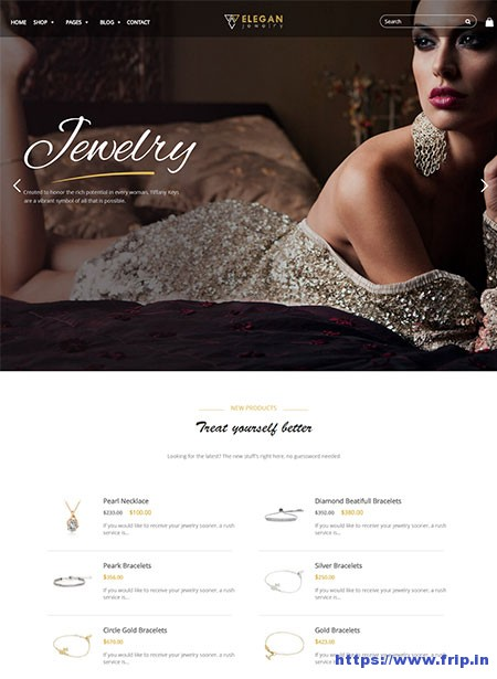 Elegance-Jewelry-WordPress-WooCommerce-Theme