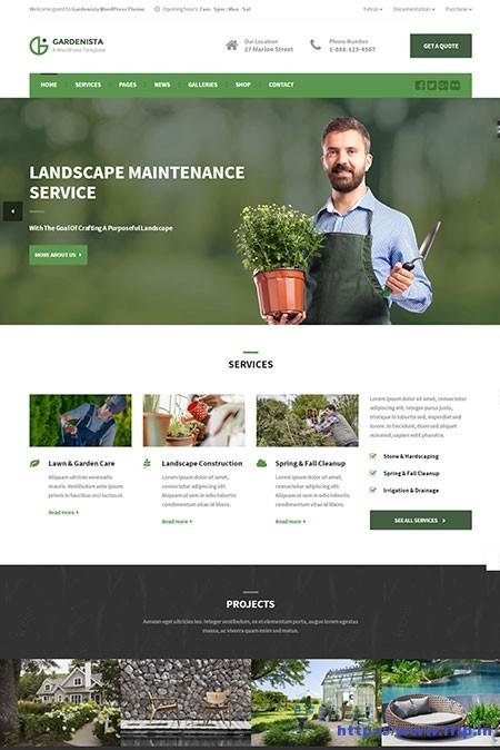 Gardenista-Gardening-WordPress-Theme