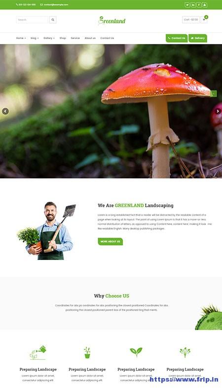 Greenland-Gardening-WordPress-Theme