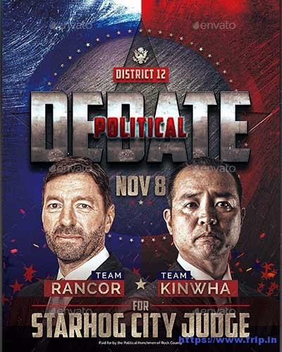 Political-Debate-Flyer-Template-2