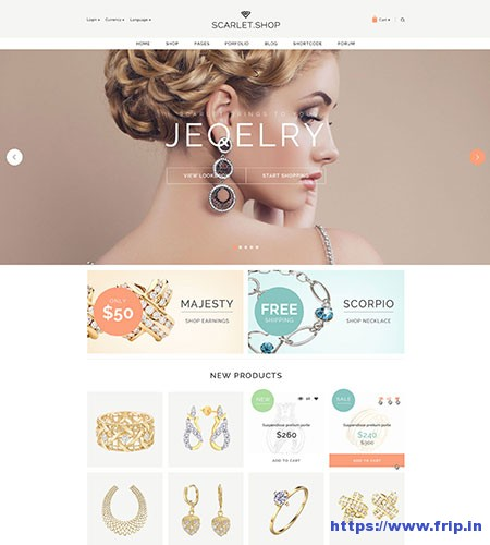 Scarlett-WordPress-eCommerce-Theme