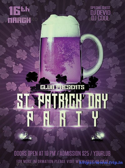 St-Patrick-Day-Party