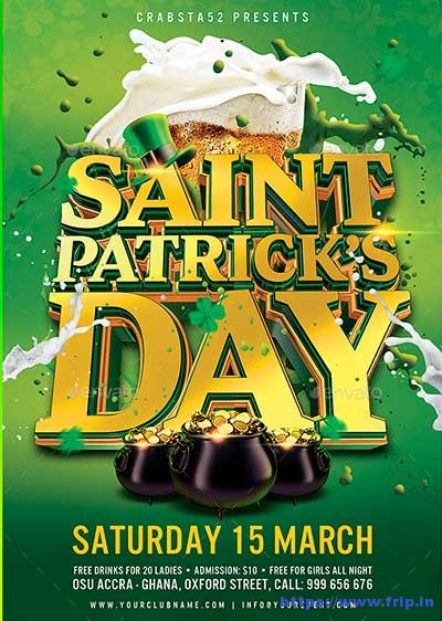 St-Patricks-Day-Flyer-Templates