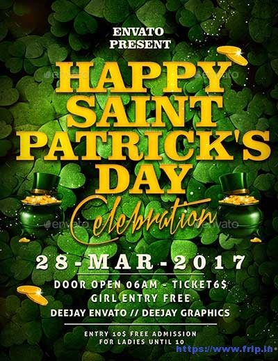 St-Patricks-Day-Party