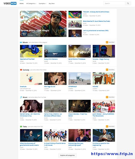 Videonow-video-wordpresss-theme