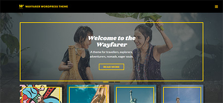 Wayfarer-WordPress-Theme