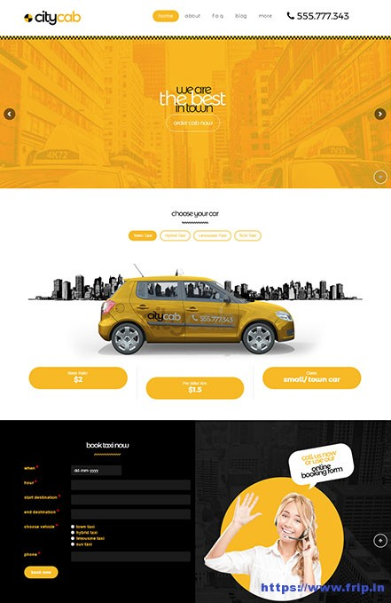 CityCab-Taxi-Company-WordPress-Theme