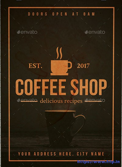 Coffee-Shop-Flyer-Poster-Template