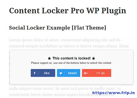 Content-Locker-Pro-WordPress-Plugin
