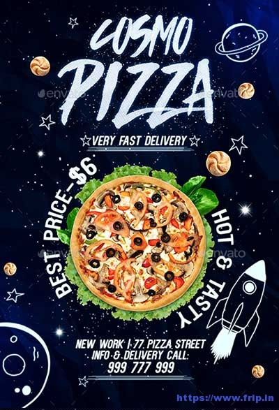 Cosmo-Pizza-Flyer-Template