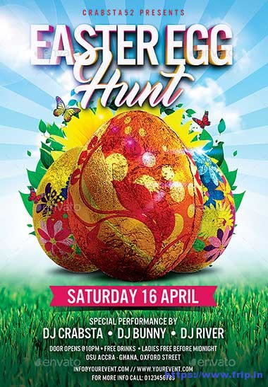 Easter-Egg-Hunt-Flyer-Template