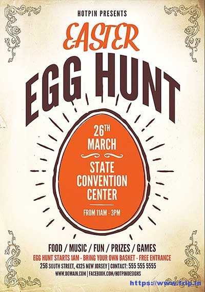 Easter-Egg-Hunt-Flyer-Templatess