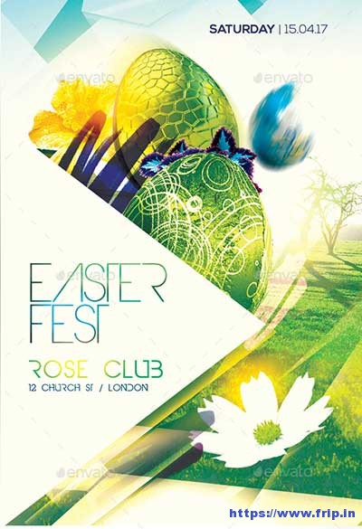 Easter-Fest-Flyer-Template