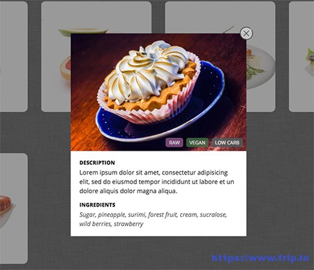 FoodMenu-Restaurant-Food-Menu-Showcase-Plugin