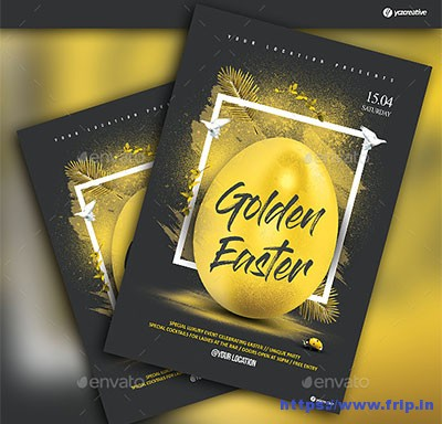 Golden-Easter-Flyer
