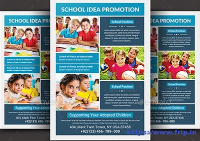 Junior-School-Flyer