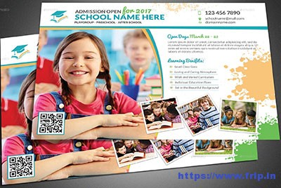 Junior-School-Promotion-Flyer