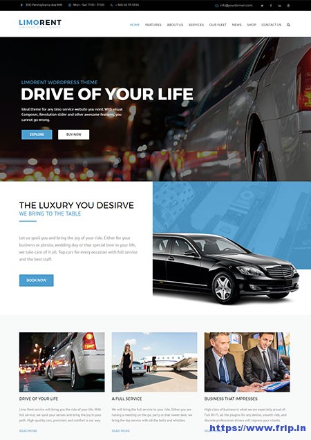 Limo-Rent-Limousine-WordPress-Theme