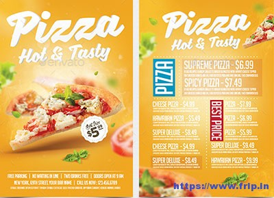 Pizza-Flyer-Menu-Template
