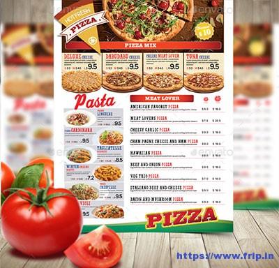 Pizza-Flyer-Set