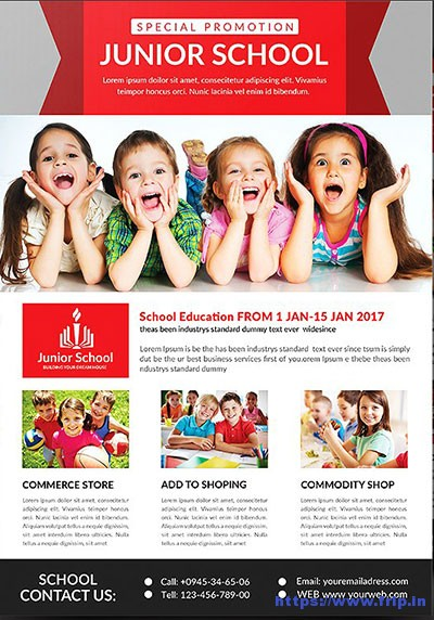 School-Education-Flyer