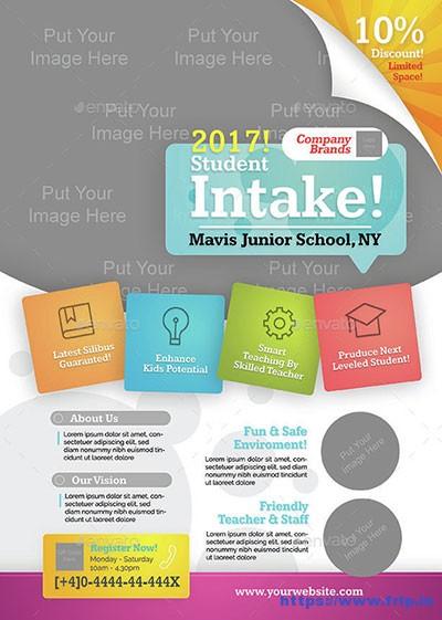 School-Flyer