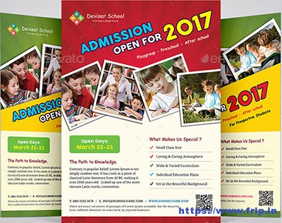 School-Promotion-Flyer-Template