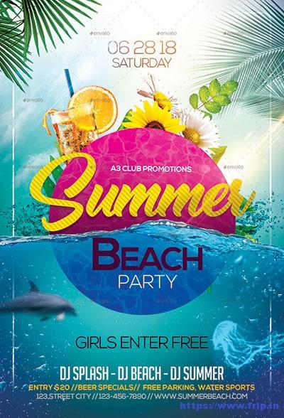 Summer-Beach-Party