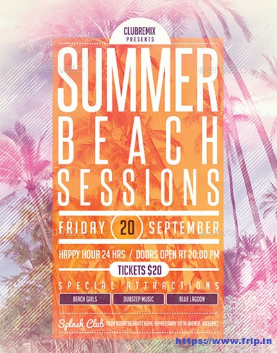 Summer-Beach-Session-Flyer