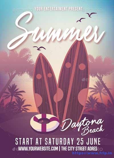 Summer-Time-Beach-Flyer