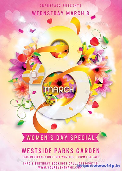 Womens-Day-Flyer-Template-2