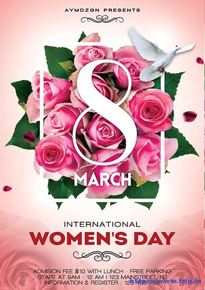 Womens-Day-Flyers