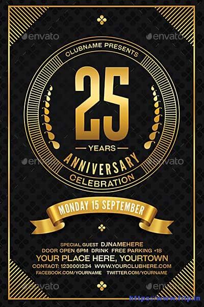 Anniversary-Celebration-Flyer