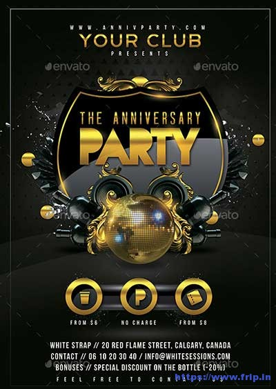 Anniversary-Party