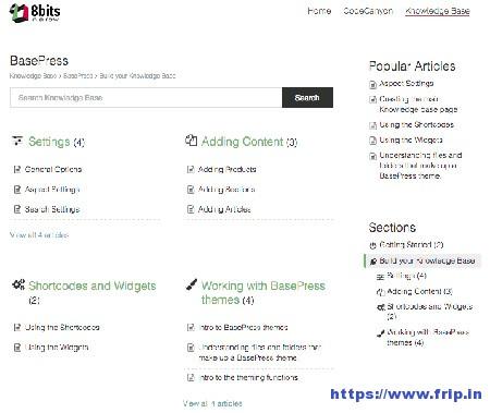 BasePress-WordPress-Knowledge-Base-Plugin