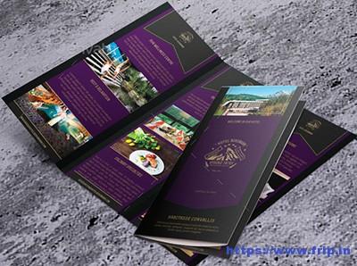 Creative-Trifold-Brochure-Hotel-Bergmann