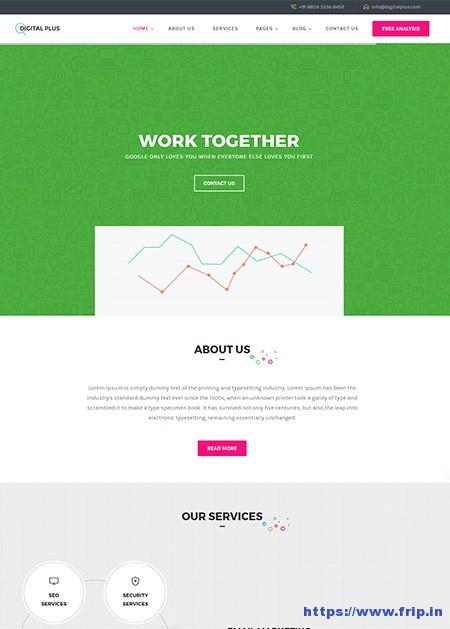 Digital-Plus-SEO-HTML5-Template