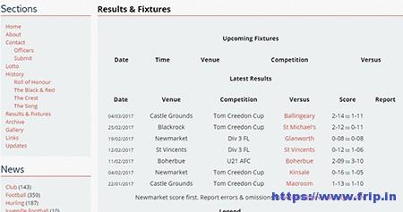 Fixtures-&-Results-WordPress-Plugin