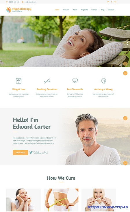 Hypnotherapy-&-Psychologist-WordPress-Theme