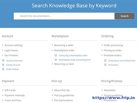 Knowledge-Base-for-Documents-&-FAQs