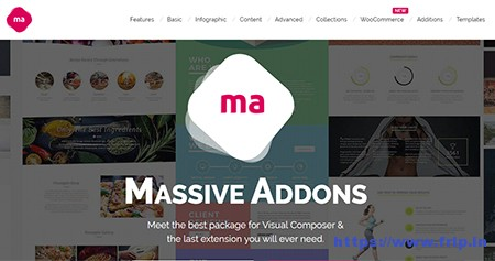 Massive-Addons-For-Visual-Composer