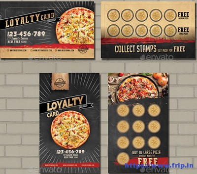 Pizza-Voucher-Loyalty-Card