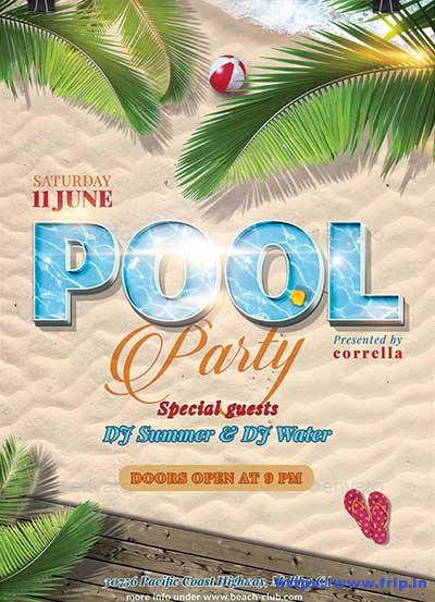 Pool-Party-Summer-Flyer