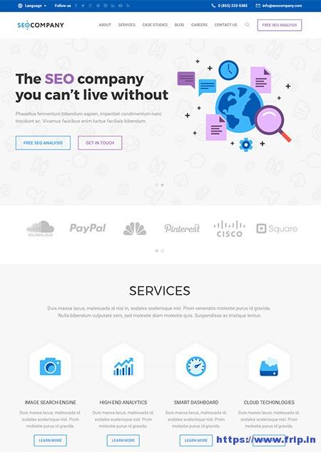 SEO-Company-HTML-Template