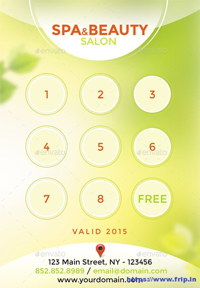 Spa-Beauty-Salon-Loyalty-Card