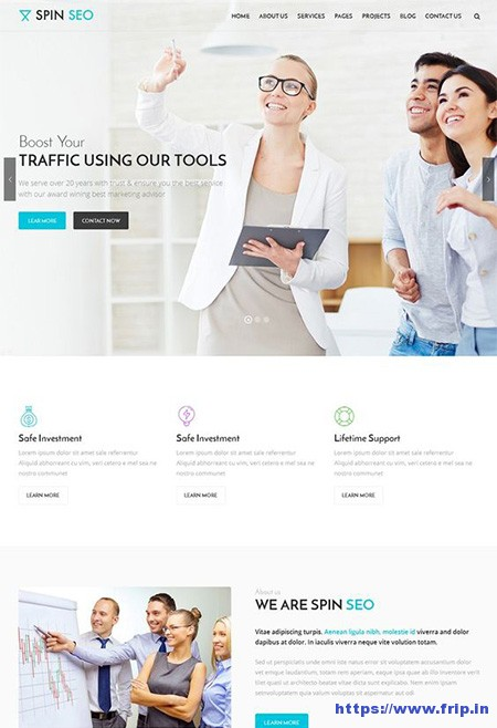 Spin-SEO-Business-HTML-Template